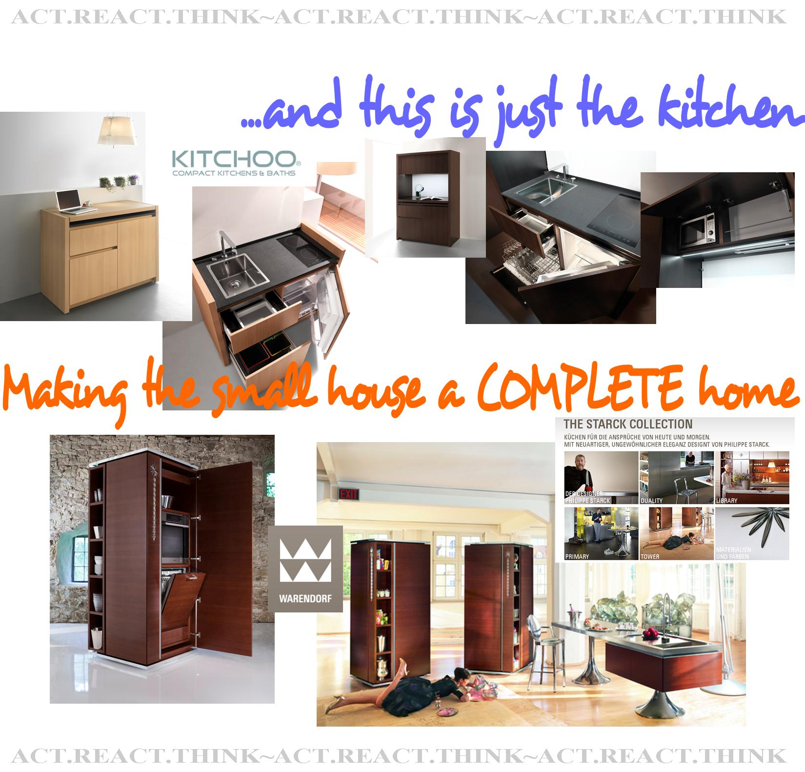 Compact Kitchens Uk