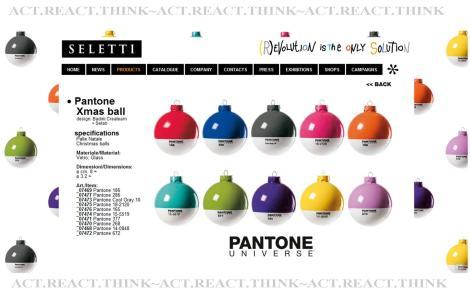http://www.seletti.it/pantone/pantone_xmas_ball.htm