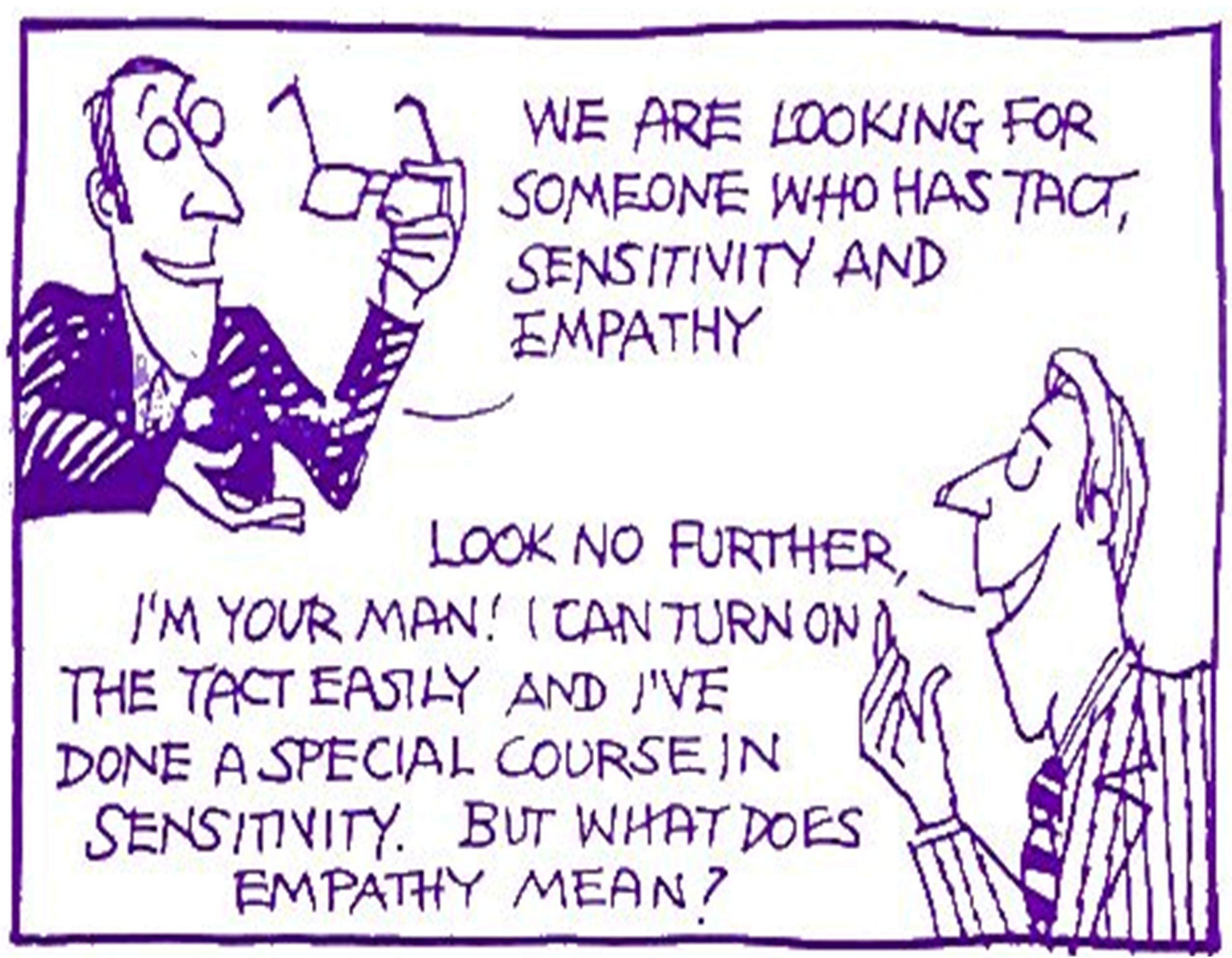 essay on empathy