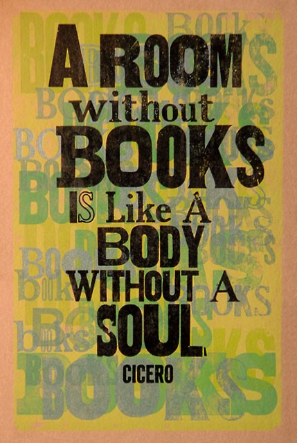 books take centerstage