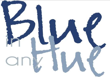 blue in any hue