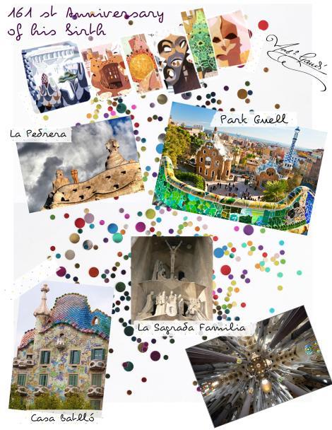 161 bday Gaudi