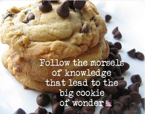 knowledge and wonder