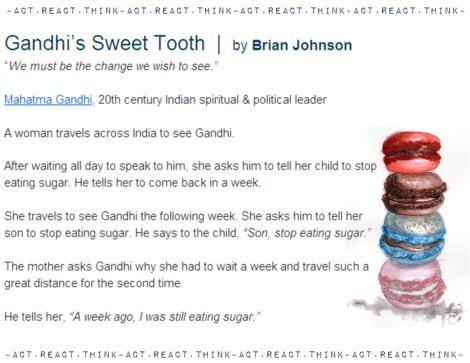 gandhi sweets