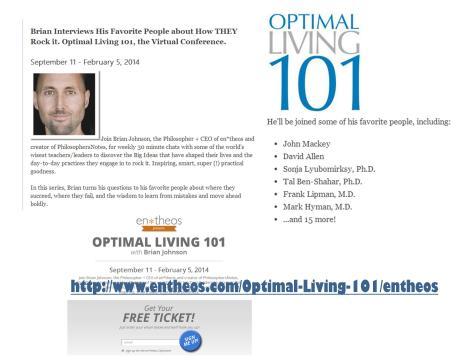 optimal living