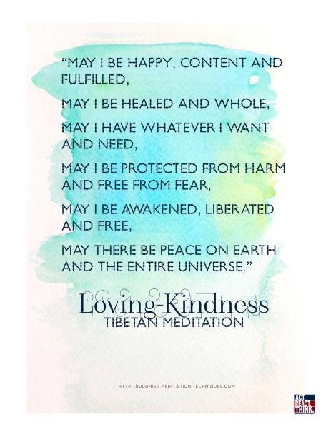 loving kindness+art