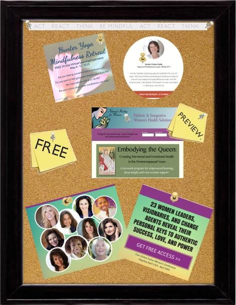 free webinars april'15